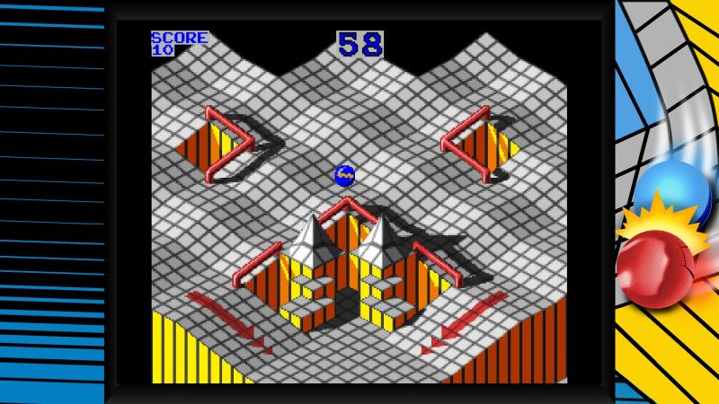 Midway Arcade Origins Marble Madness