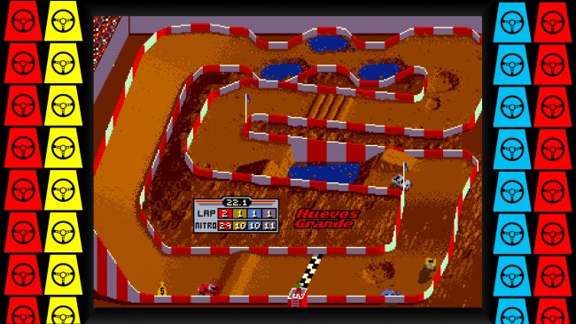 Midway Arcade Origins Off Road