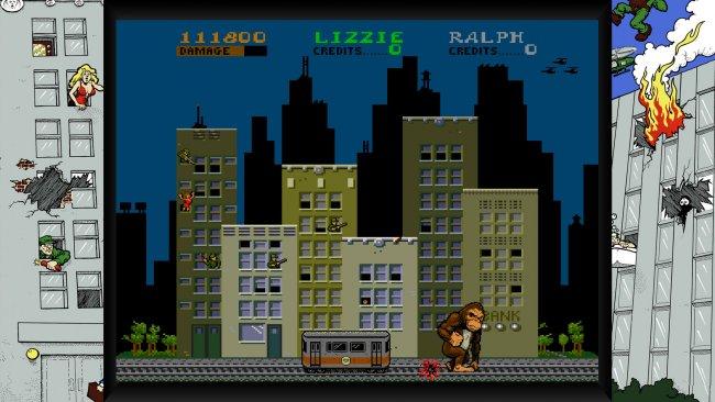 Midway Arcade Origins Rampage