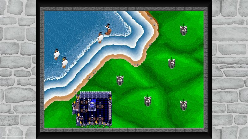 Midway Arcade Origins Rampart