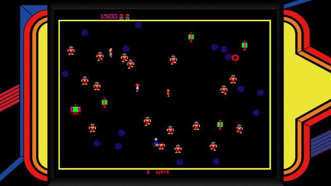 Midway Arcade Origins Robotron