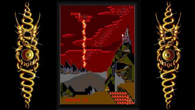 Midway Arcade Origins Satan Hollow