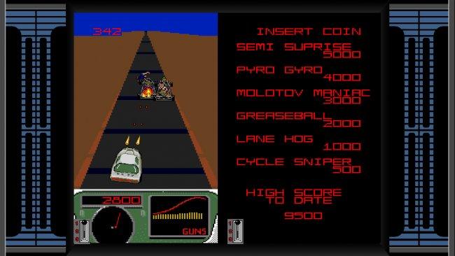 Midway Arcade Origins Spy Hunter 2