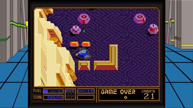 Midway Arcade Origins Vindicator Part 2