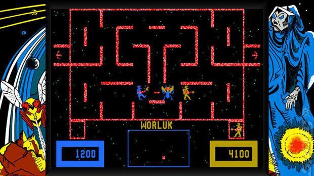 Midway Arcade Origins Wizard