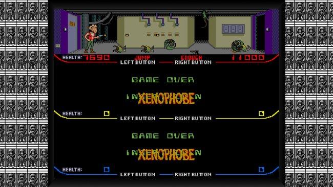 Midway Arcade Origins Xenophobe