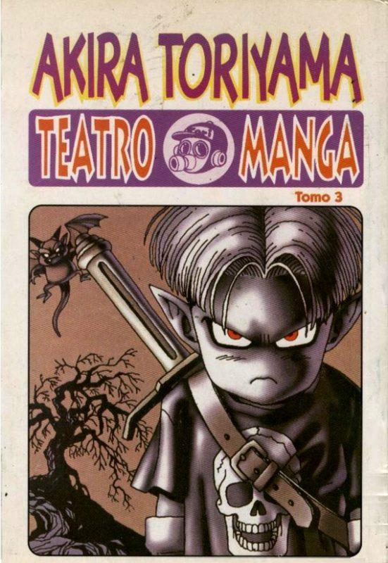Ackman Teatro Manga 3
