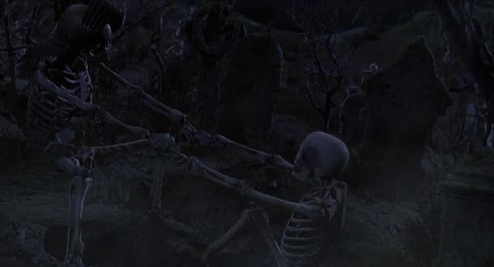 Bienvenido a la tierra de los vivos, toma una pala y ponte a cavar