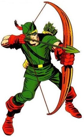 Green Arrow en los años 40