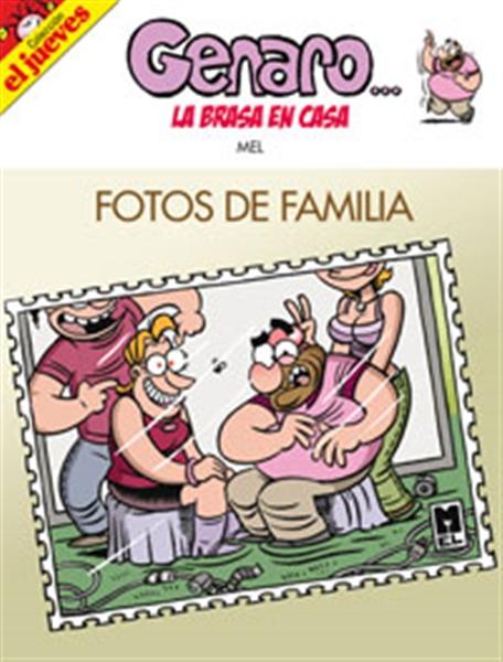 Genaro: Fotos de familia.