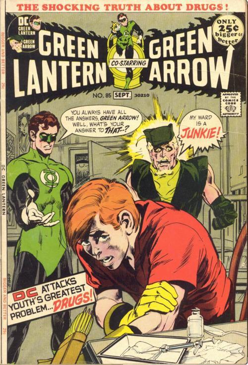 Green Arrow descubre el secreto de su ayudante