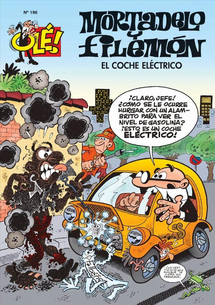 El coche eléctrico, OLÉ! #196