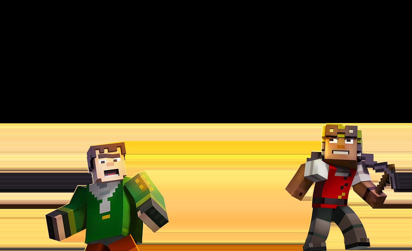 Скачать Minecraft Story Mode на Android » Моды и сервера ...