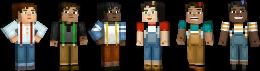 minecraft_Story_mode_seleccion_personaje