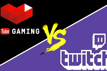 YouTube vs Twitch