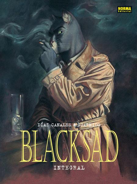 Blacksad, edición integral.
