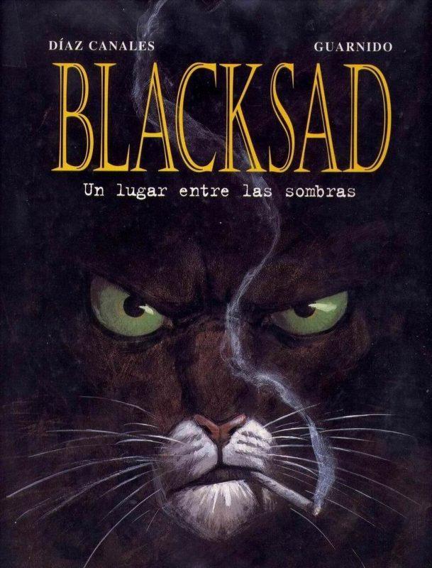 Blacksad tomo 1