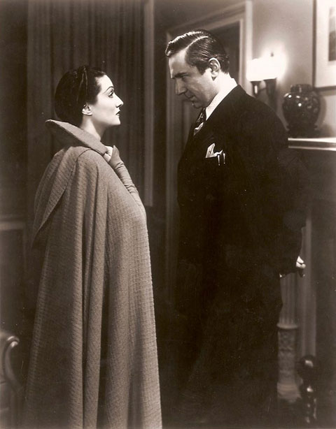 Bela Lugosi con Gloria Holden
