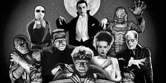 Universal Monsters varios