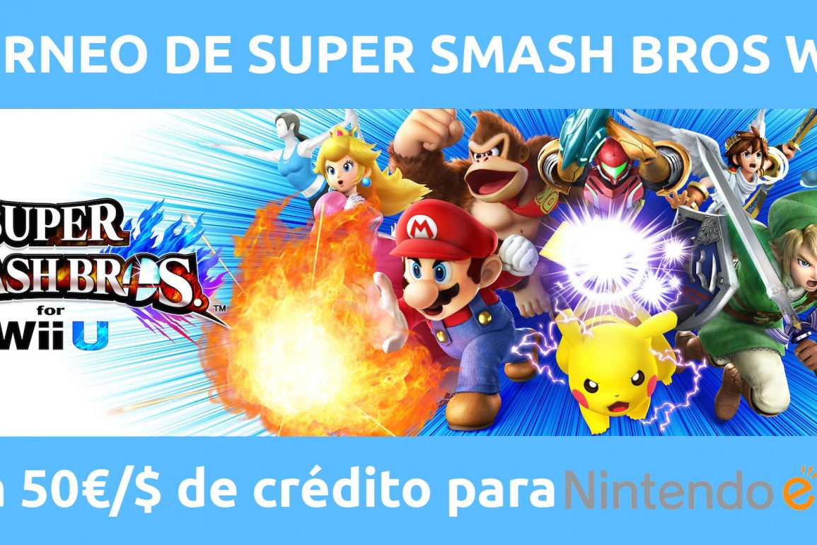 Torneo Super Smash Bros