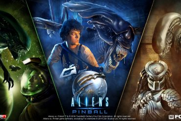 Aliens vs. Pinball