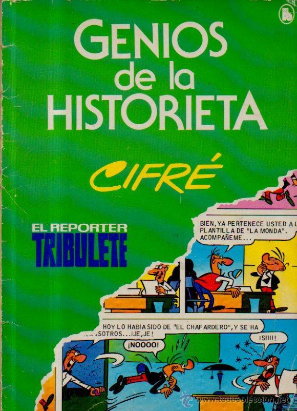 Genios de la Historieta #3.