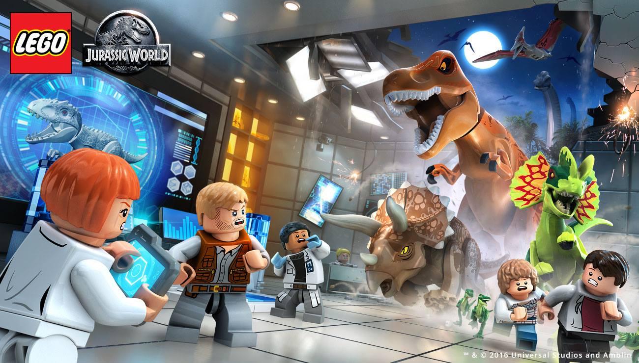 Ya disponible \'LEGO Jurassic World\' para iPhone, iPad, iPod Touch y ...