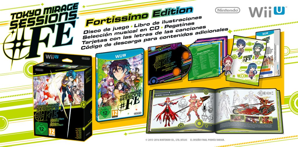 Tokyo Mirage Sessions #FE - Fortissimo Edition