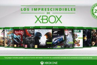 Los imprescindibles de Xbox