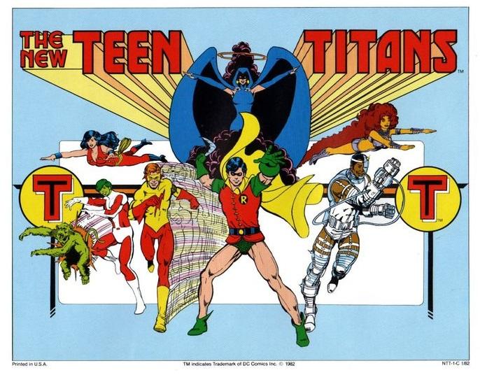 Beast Boy en los Teen Titans