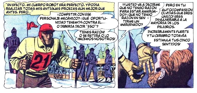Doom Patrol Robotman