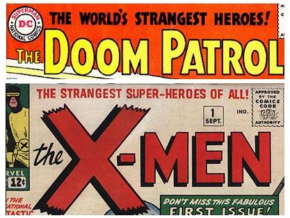 Doom Patrol - Xmen