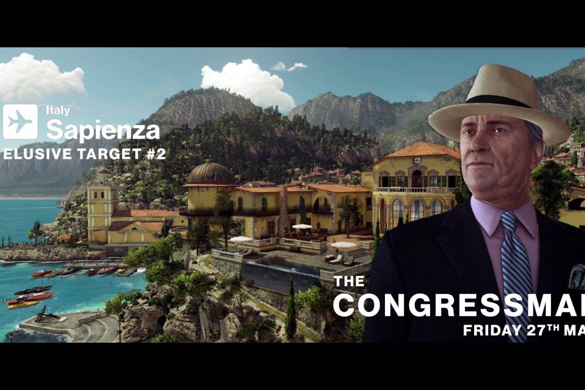 Hitman - El Congresista