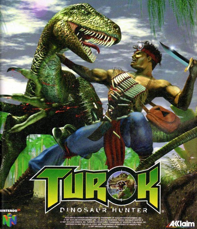 Turok 1 N64