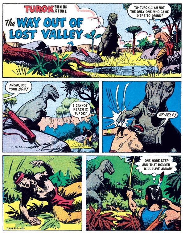 En el Valle Perdido cualquier descuido puede ser fatal
