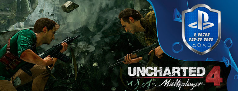 Uncharted 4 Multiplayer Liga Oficial PlayStation