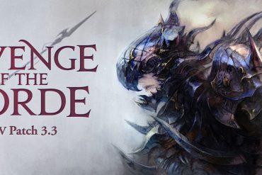 Final Fantasy XIV Revenge of the Horde