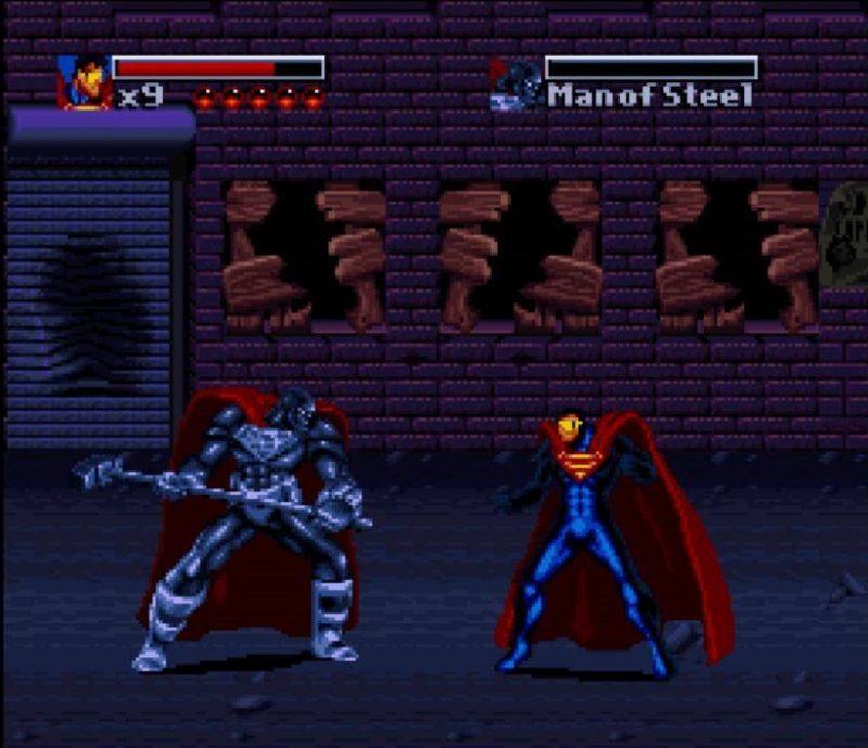 Los superhombres se enfrentarán entre ellos