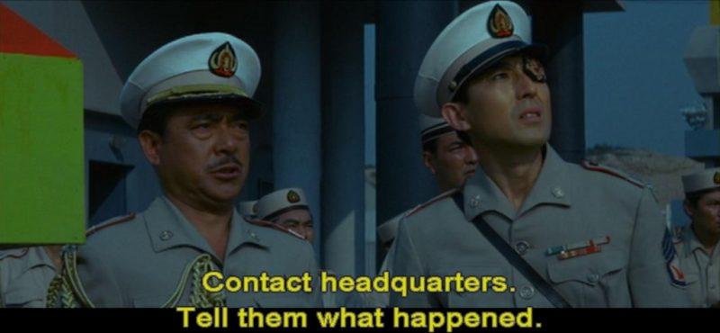 La organización Red Bamboo controla la isla