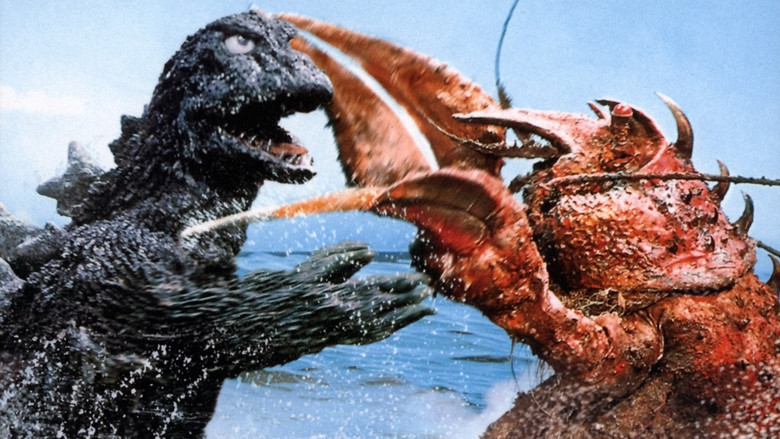 Godzilla contra Ebirah