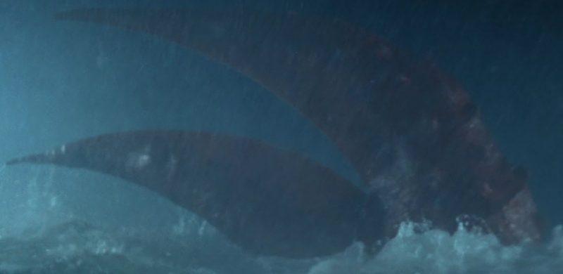 La pinza de Ebirah acabará con el viaje en barco de los protagonistas
