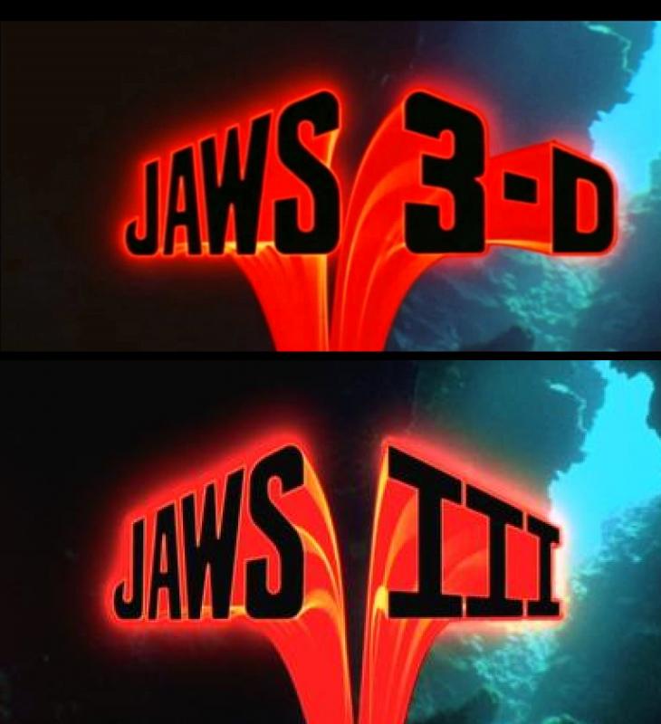 Los dos títulos de la versión original