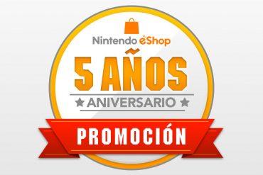 Nintendo eShop Promoción 5to Aniversario