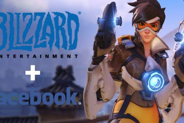 Blizzard + Facebook