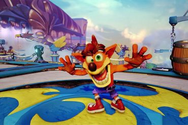 Crash Bandicoot en Skylanders Imaginators