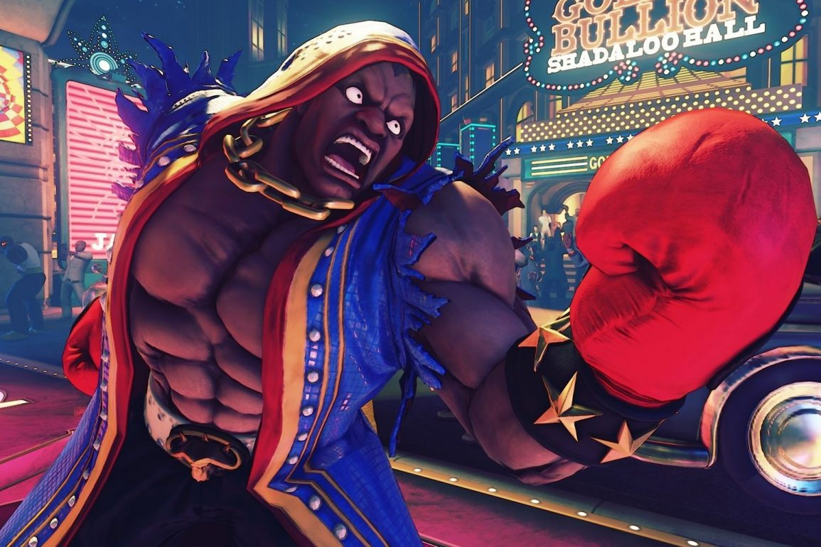 Street Fighter V - Balrog