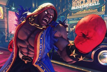 Street Fighter V - Balrog