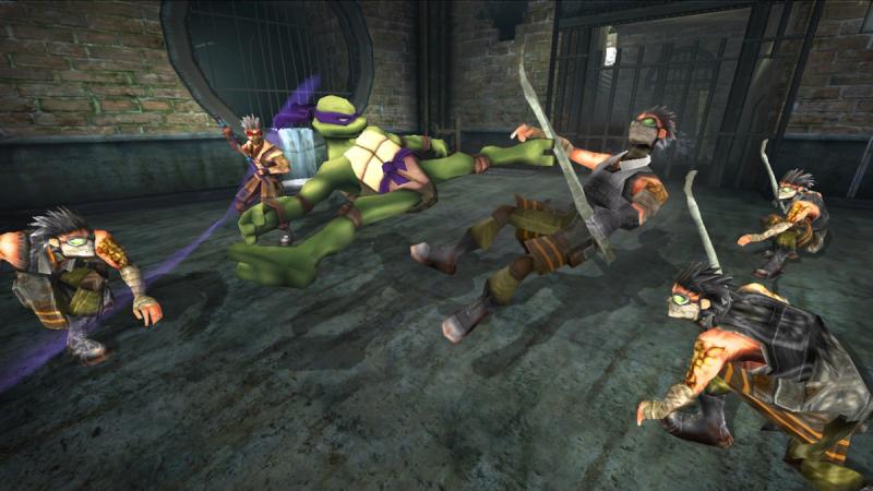 Donatello impartiendo justicia