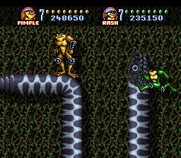 ¿Echábais de menos a las serpientes de Snake Pit?