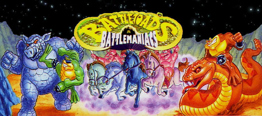 battletoads in battlemanics